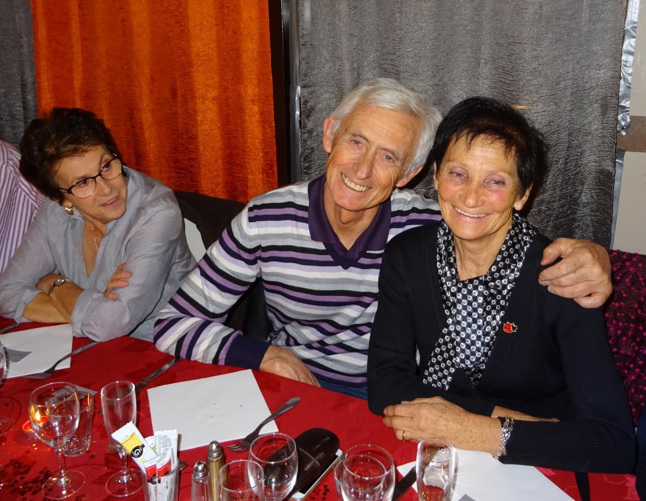 Rosette et Bernard