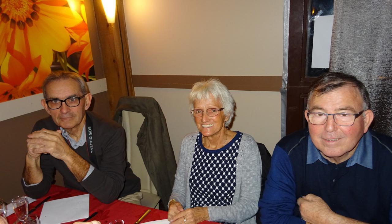 Marie-Jo, Jean Claude et Sébastian