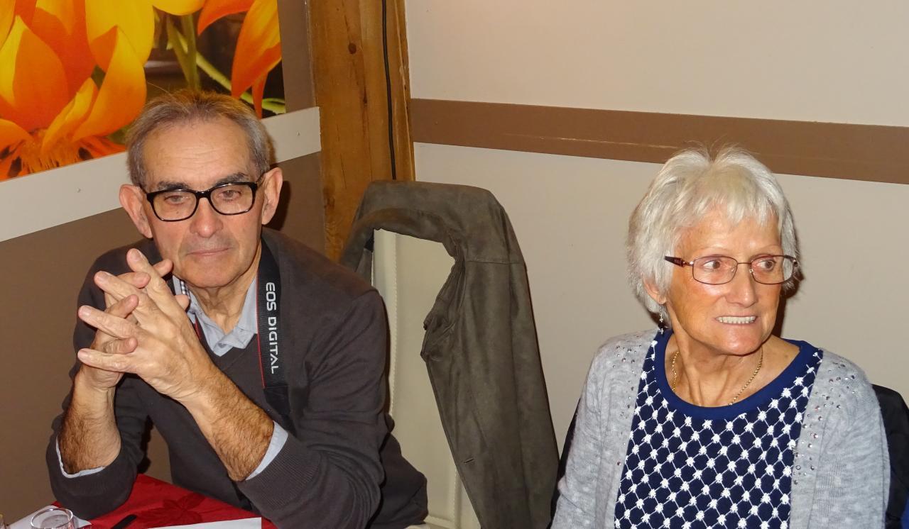 Marie-Jo et Jean Claude