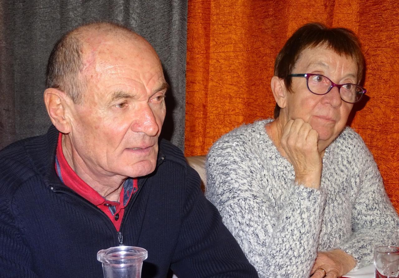 Gisele et Gilbert
