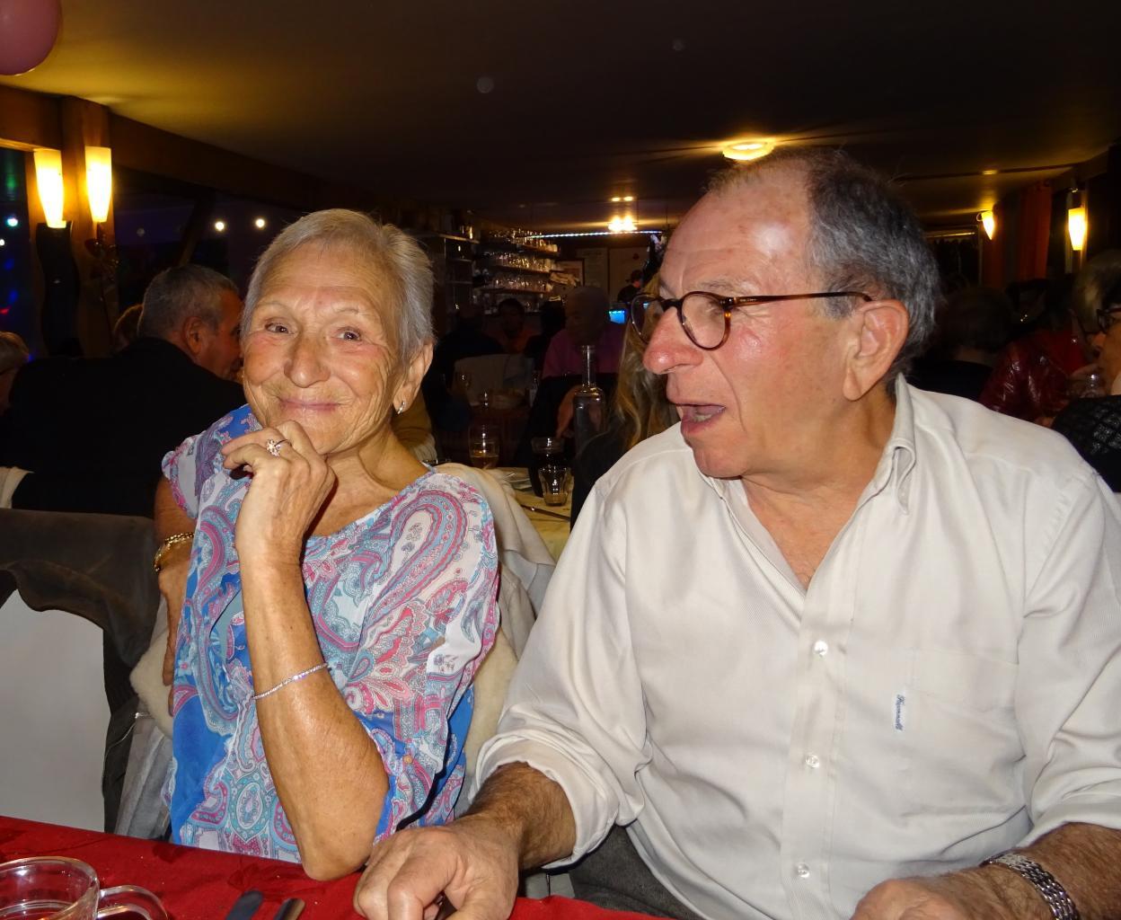 Jeannie et René