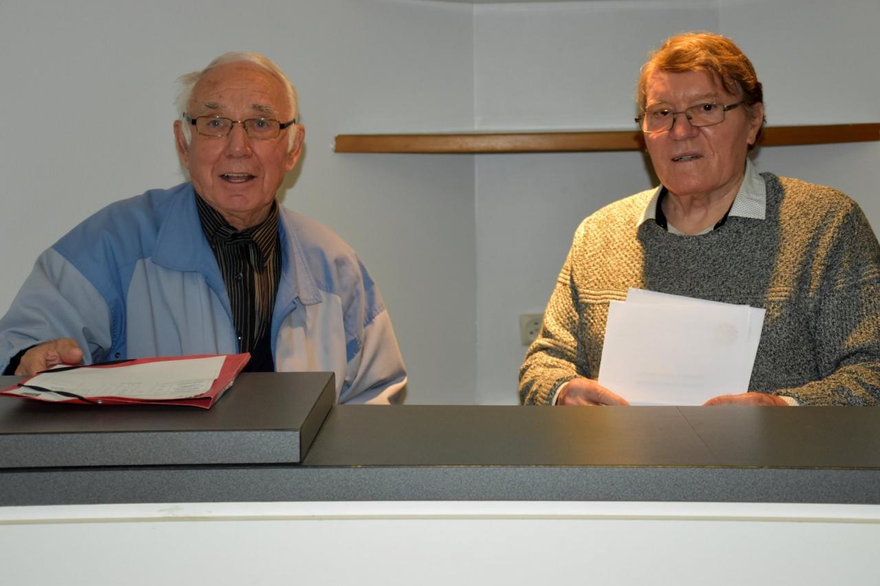 11/2016 Les Membres du bureau de vote