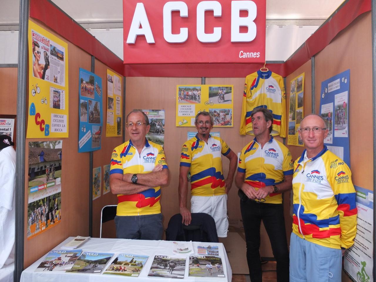 L'ACCB en représentation