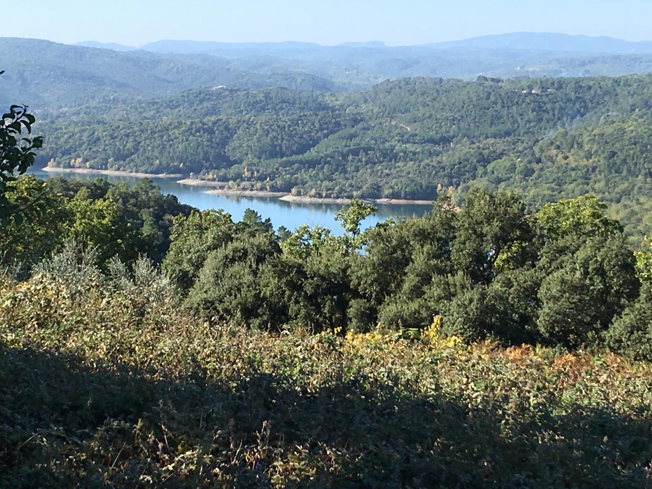 31/10 Lac de St Cassien