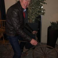 Le nouveau vélo de Jan (Fabrication belge)