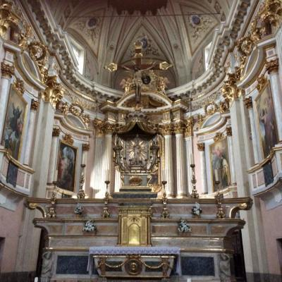 Sospel: son église