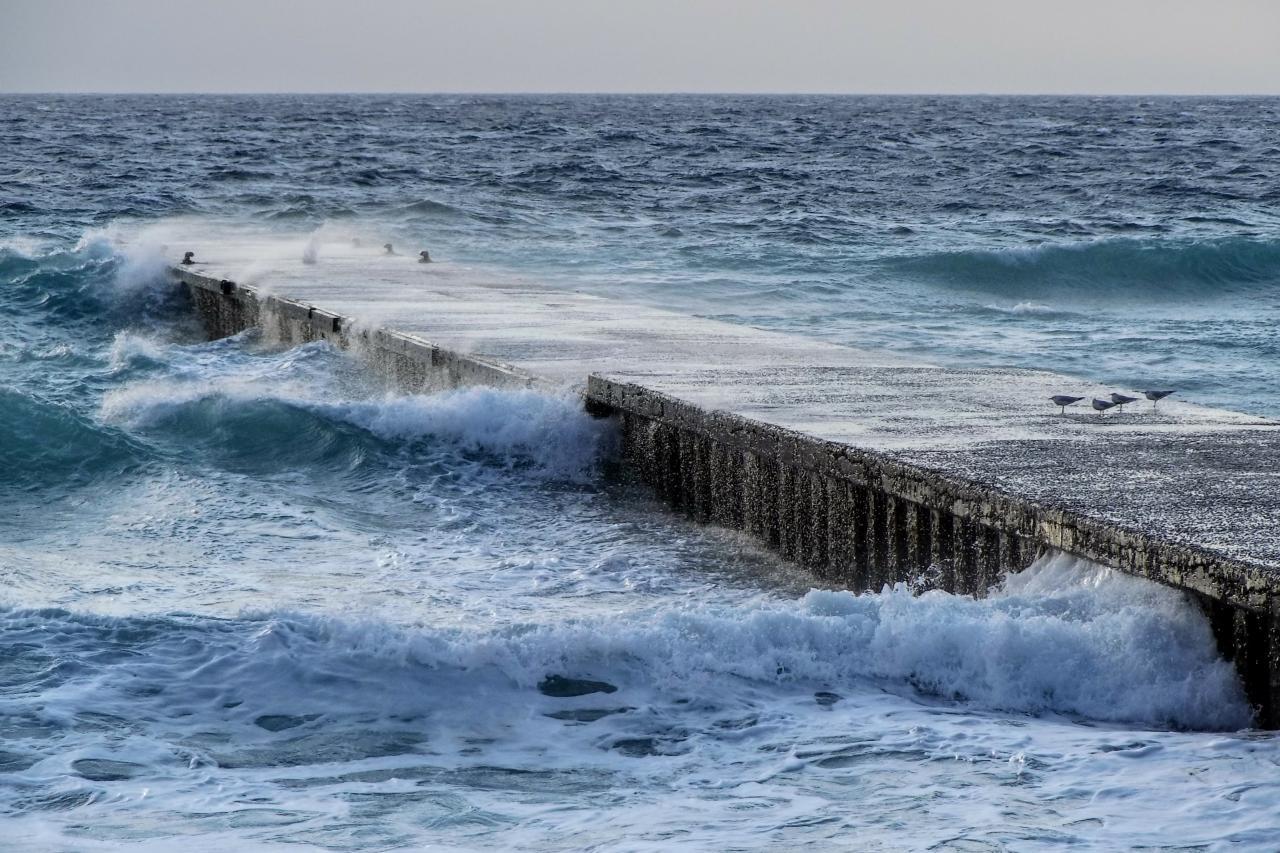 07/01 La mer en furie