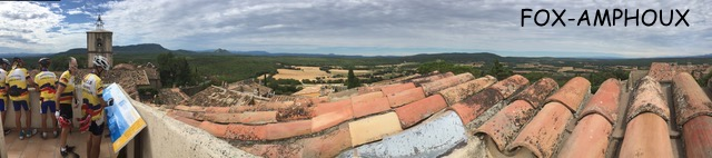 Panorama du belvédère