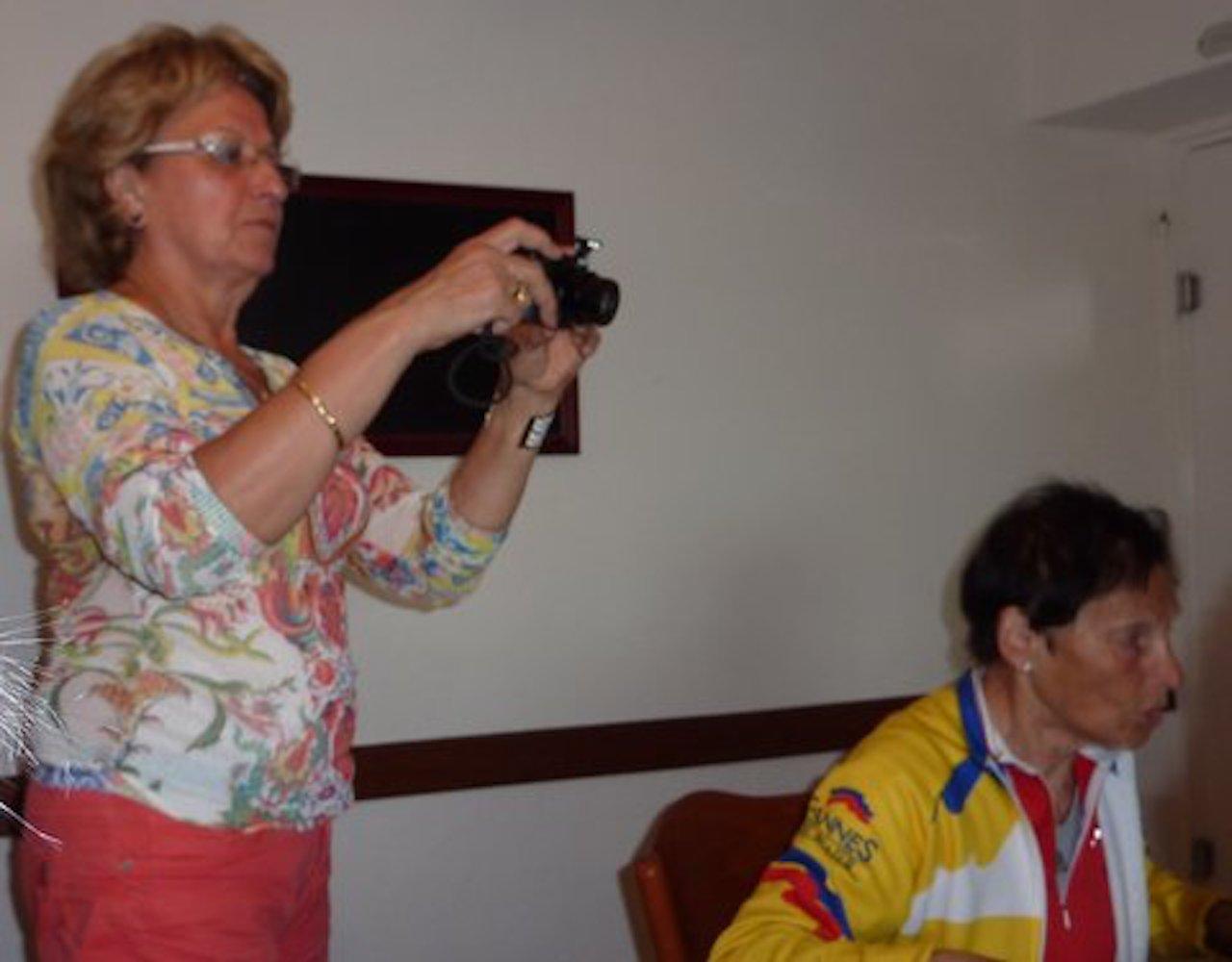 Guyonne notre photographe attitrée.